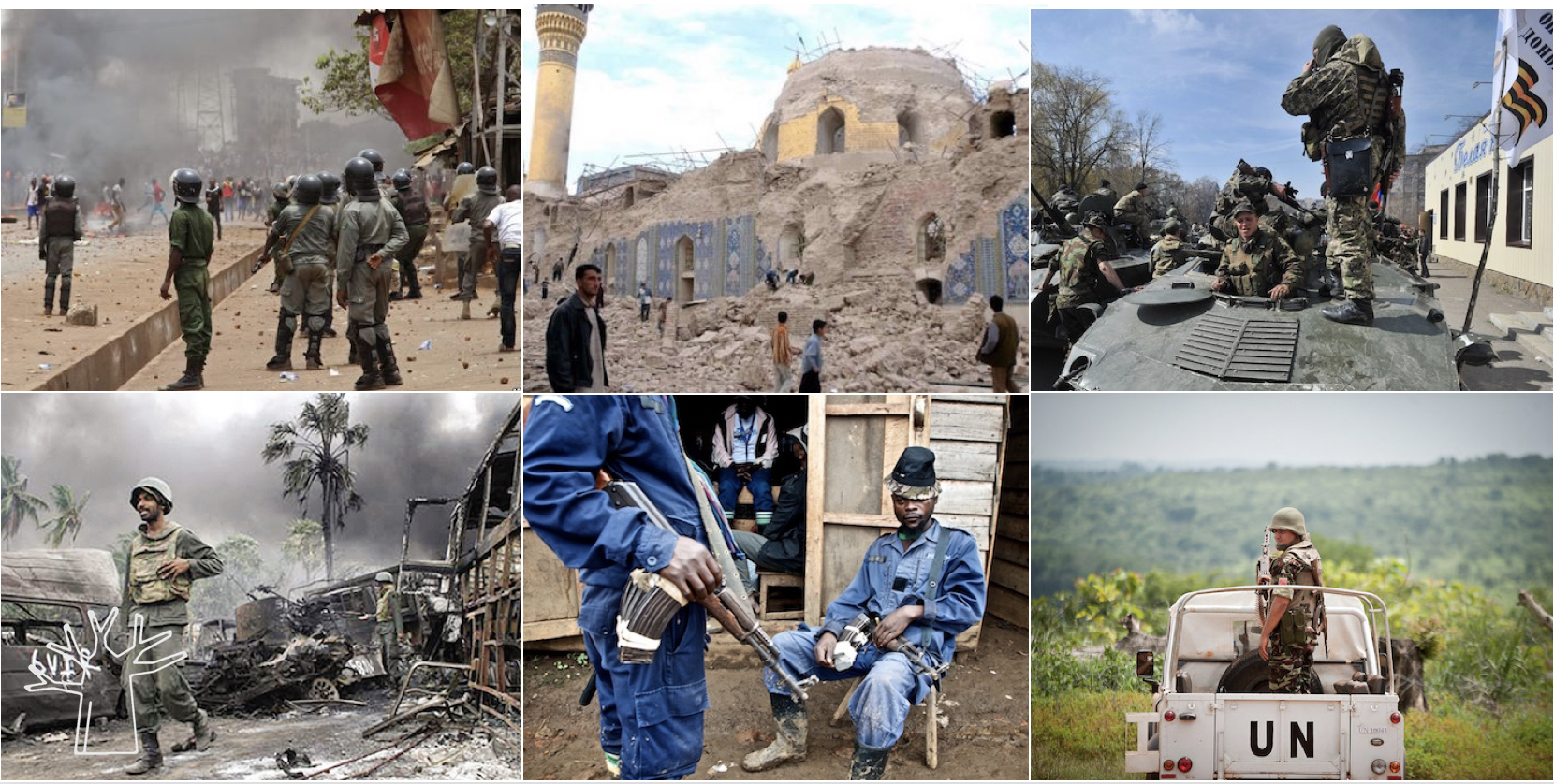 Re-thinking how humanitarians should engage with a changing landscape of armed conflict